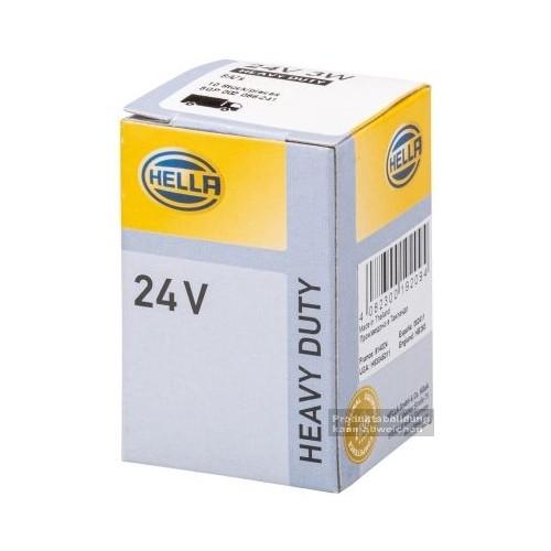 Gluehlampe J, 24 V, BA 7 s