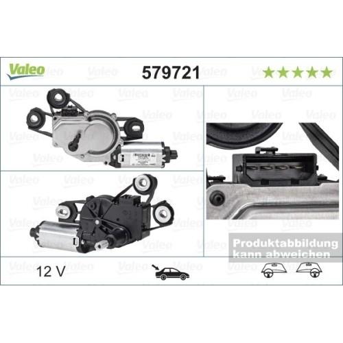 Wischermotor 12V