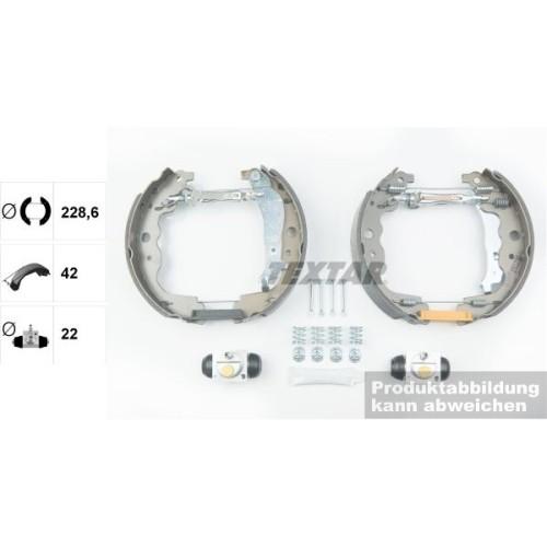 Bremsbacken Kits