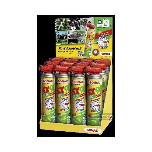 SX90 Bio Easy Spray Theken