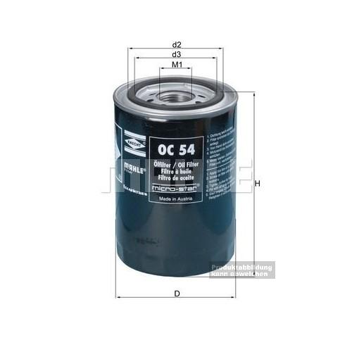 Öl - Wechselfilter